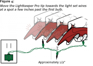 Audible Voltage Detector Light Keeper Pro